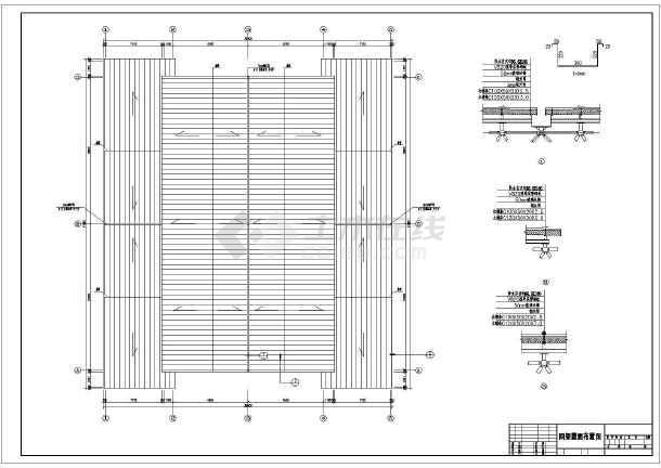 钢结构网球场图纸-图2