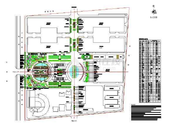 农业产业园区规划_大全园区农业规划版本免费2012产业cad旋转三维6图片