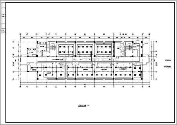 某市电子信息平台扩展改造工程电气施工图-图3