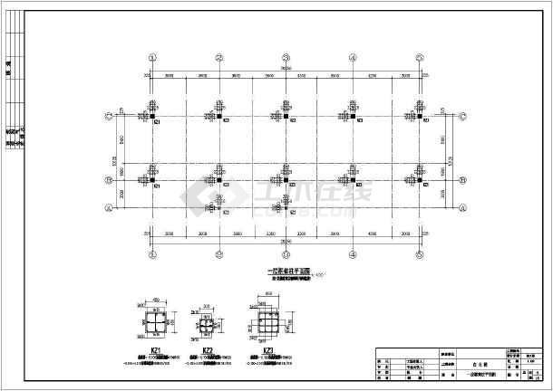 某地区古代徽派建筑马头墙cad结构设计施工方案图纸-图1