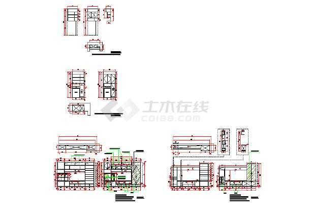 衣柜设计立体图