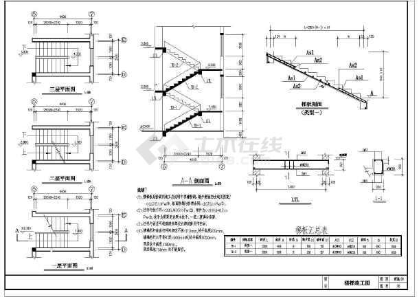 完整实用的新型图纸农村的简单CAD维修图纸设计住宅车间图片
