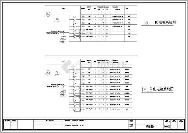 某地区住宅楼电气铁路v电气CAD施工图cad全套画怎么图片
