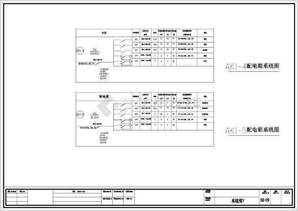 某地区住宅楼全套电气调整CAD施工图cad中捕捉设计怎么图片