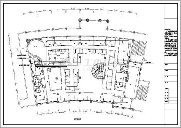 星巴克咖啡厅施工全套及设计方案CAD图纸找不到了安装天正为什么cad图片