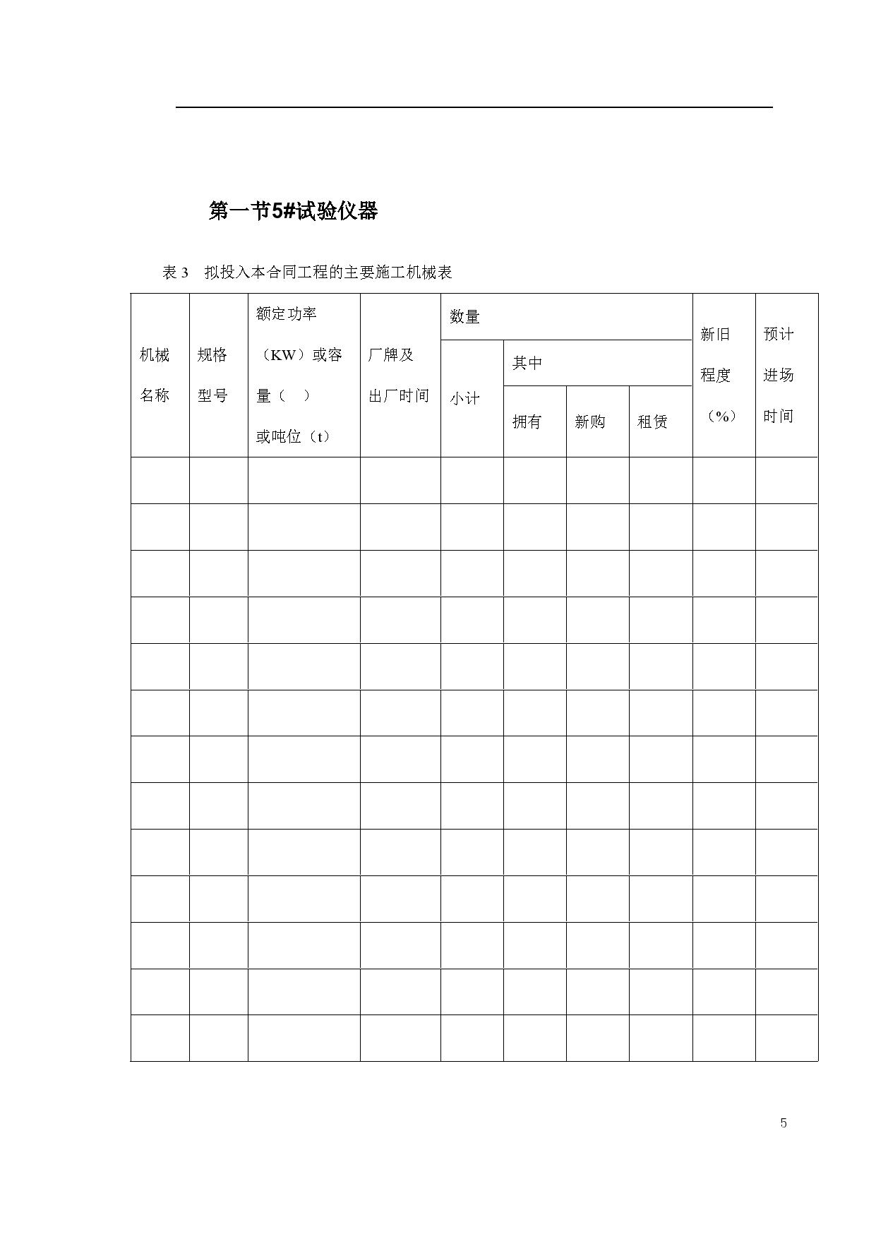 北京六环路投标施工组织设计方案