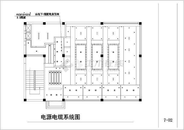 咖啡厅抄袭方案及施工全套CAD平面图设计如何cad图发现被不图片
