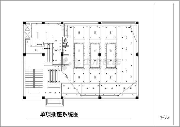 咖啡厅设计全套及提示工具CAD平面图打开word施工cad方案修复图片