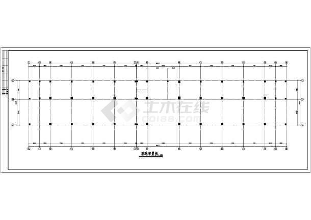 太横酒店建筑结构施工全套方案设计图-图1