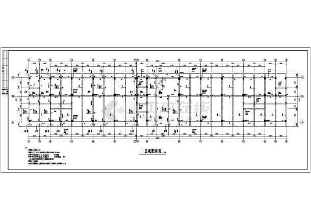 太横酒店建筑结构施工全套方案设计图-图2