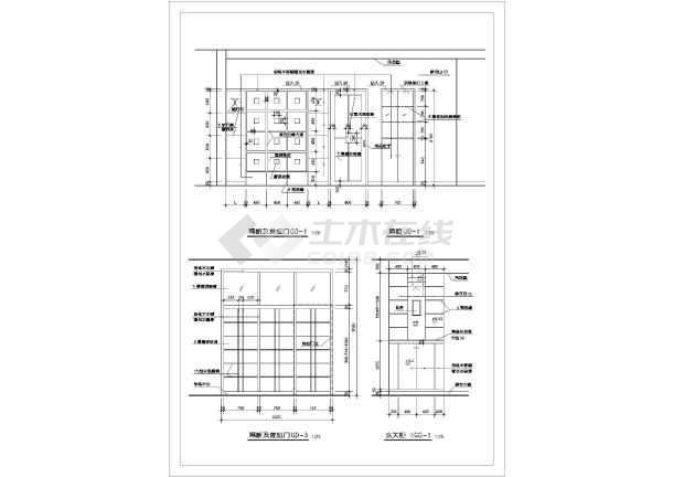 某一两居家图纸内装修cadv图纸庭室康佳lc3262es板电源图纸图片