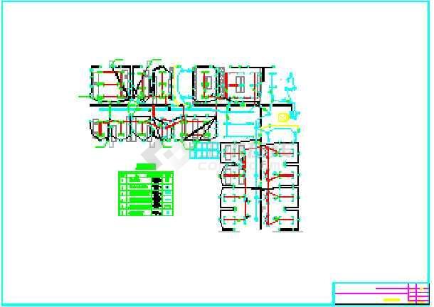 生化实验室设计图设计专题简介图片