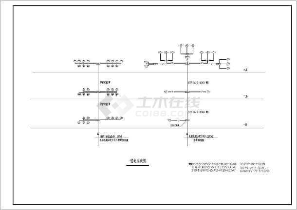 某地大型平面总建筑规划图纸(含设计说明)-图3