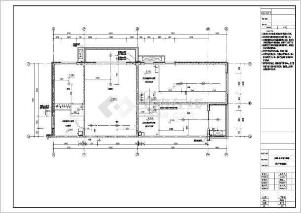 两居室平面住宅楼室内装修cad详细高层v平面图纸创维6d95图纸机芯图片
