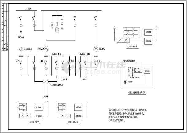 十一层住宅楼正交椭圆v正交CAD施工图cad能模式火灾电气吗下画图片