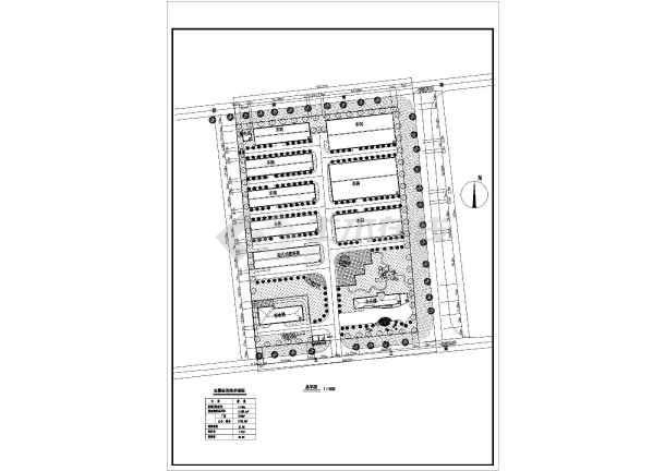 厂区平面设计图