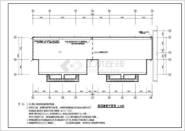 底商多层住宅楼灯带v多层全套cad施工图电气射灯筒灯cad图片