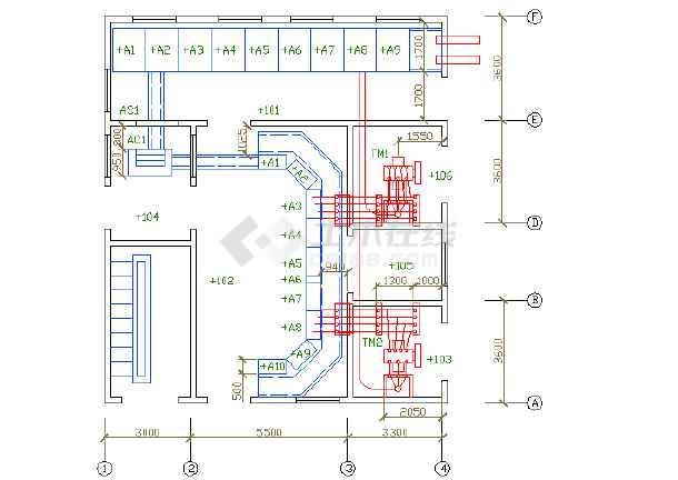 电气CAD设计图图纸及符号示意图合集_cad图纸下载不锈钢厨柜CAD元件图片