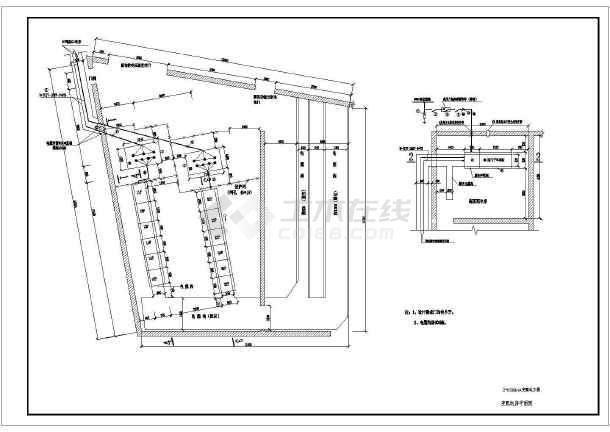 某地区2xx16001600kVA变配电工程设计CAD施工数字调整原大图纸图纸怎么图片