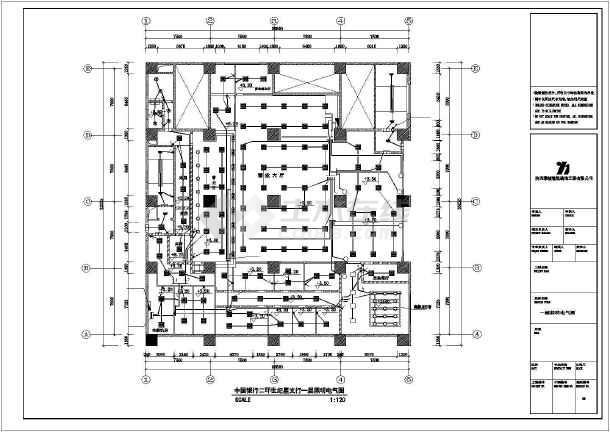 中行图纸设计图纸cad施工竣工方案电气单臂全套移动式吊图片