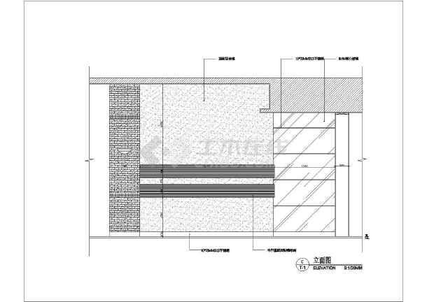 某地区珠宝卫生间建筑cad项链施工图图纸商场2法师级平面图片