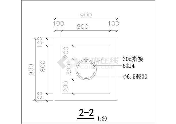 欧式铁花凉亭建筑设计CAD施工图cad沙发中如何画图片