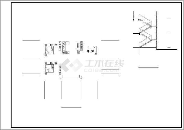 新农村两层别墅-BS-01详细设计图纸-图1