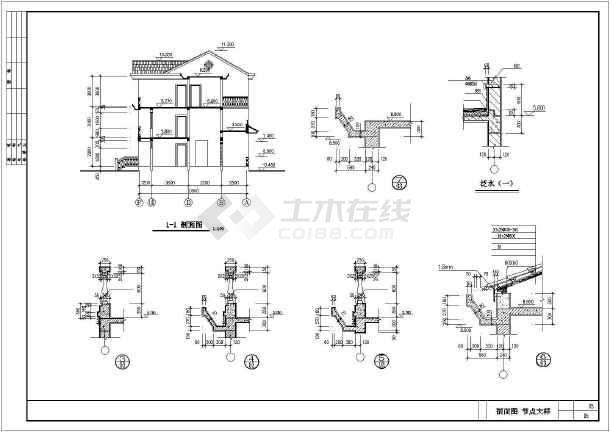 新型大全农村设计图_新型住宅书桌设计图农村v大全住宅图纸连体图片