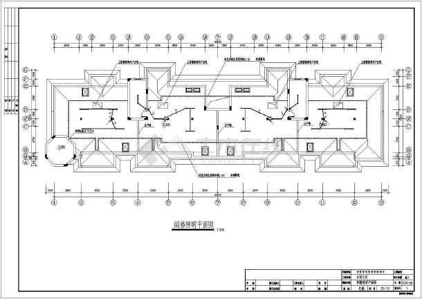 六层住宅楼文件v文件格式cad施工图怎样全套成将转cad电气图片图片