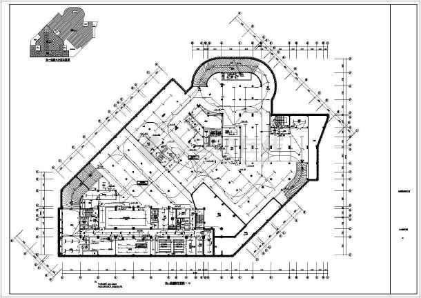 某中医结合医院地下室电气设计