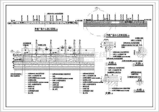某地万欢别墅建筑设计方案图纸(全套)-图2