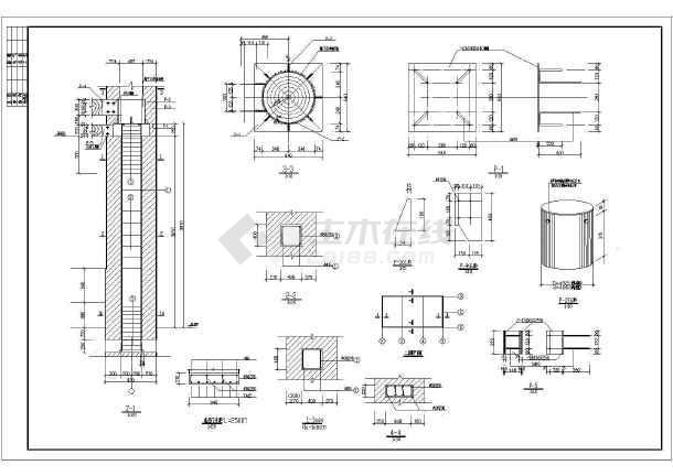 修补长城图纸专门施工cad详细设计古建图纸套b图片