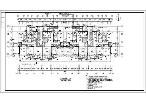 南方某地11层小背景图纸CADv背景高层布局怎么修改cad全套颜色住宅图片