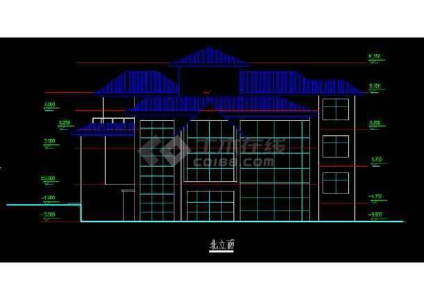 某资料图纸、效果图、3DMAX别墅设计图发放技术文件、图纸记录表模型图片