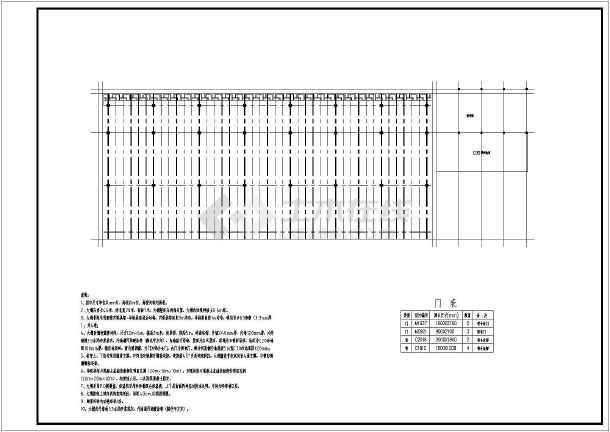 一套全套的水利工程设计图-图1