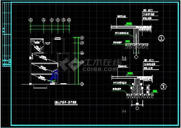 某图纸样板房施工竣工CAD别墅图纸制作视频数控详情图片