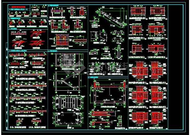 《装配整体式混凝土结构连接通用详图》-图1