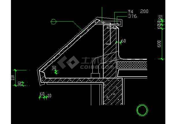 非常实用的100个建筑说明CAD图纸大v图纸总构造图纸建筑图片