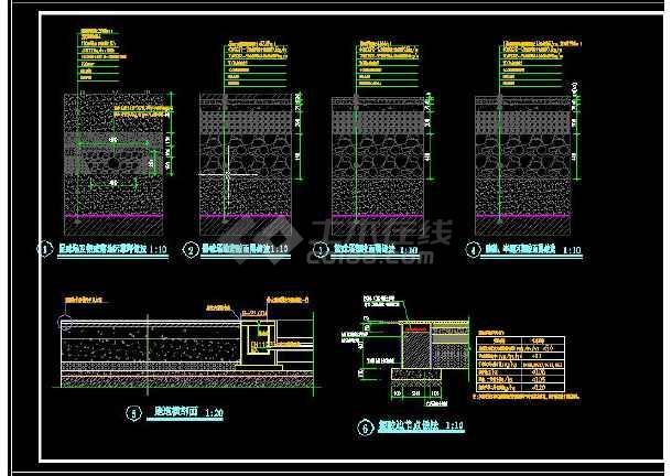 A市第四实验学校新建项目室外操场设计图-图2