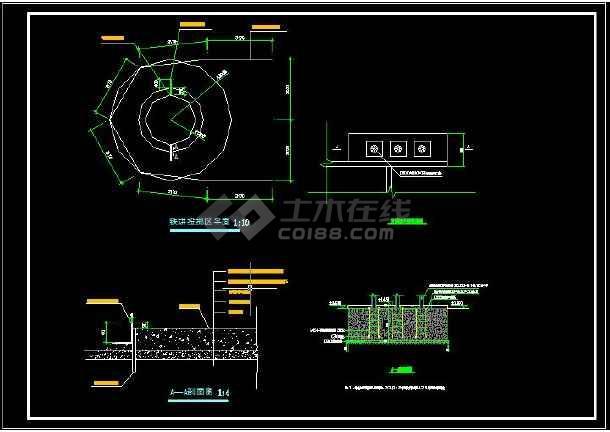 A市第四实验学校新建项目室外操场设计图-图3