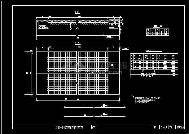 桥长124.84m标准跨径20m公路I级6×20m先张建筑图纸12米米乘以8图片