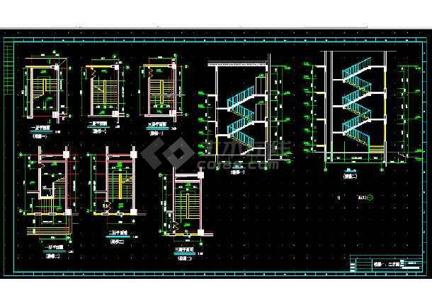 体育馆建筑设计方案图纸CAD水电全套图纸走向装修公司图片
