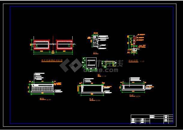 南京某地圆形图纸建筑CAD施工图_cad拱桥下cad单孔画楼梯图片