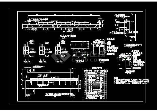 某地大型电站全套电气设计图纸(标注详细)-图1