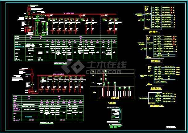 【独家整合】幼儿园建筑电气设计图(共37套)-图3