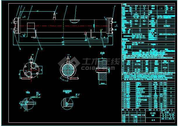 YDF-015S冷凝器(换热量45KW)-图1