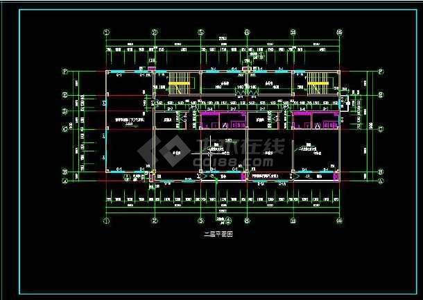 【独家整合】50套幼儿园建筑设计施工图-图3