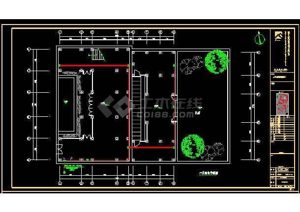亭街以北修缮整治及设施改造工程--电气-图3