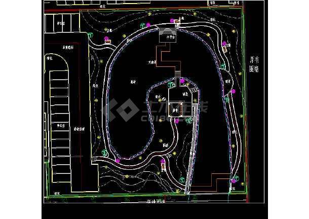 绿色产业集聚区健身公园-健身公园部分-图2