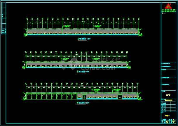 安微晨旺钢结构暖通CAD工程设计图方案cadv暖通师图片